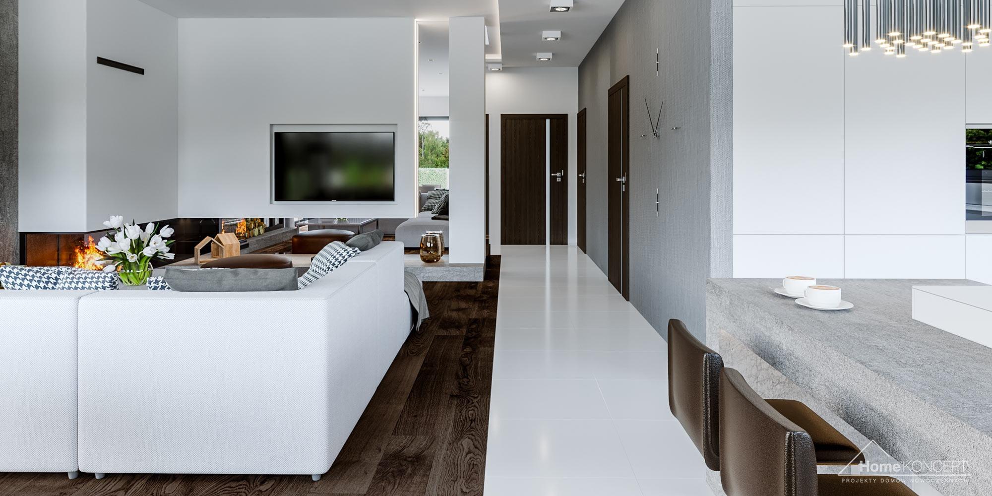 prestige house projekty nowoczesne wnetrza 2018 1