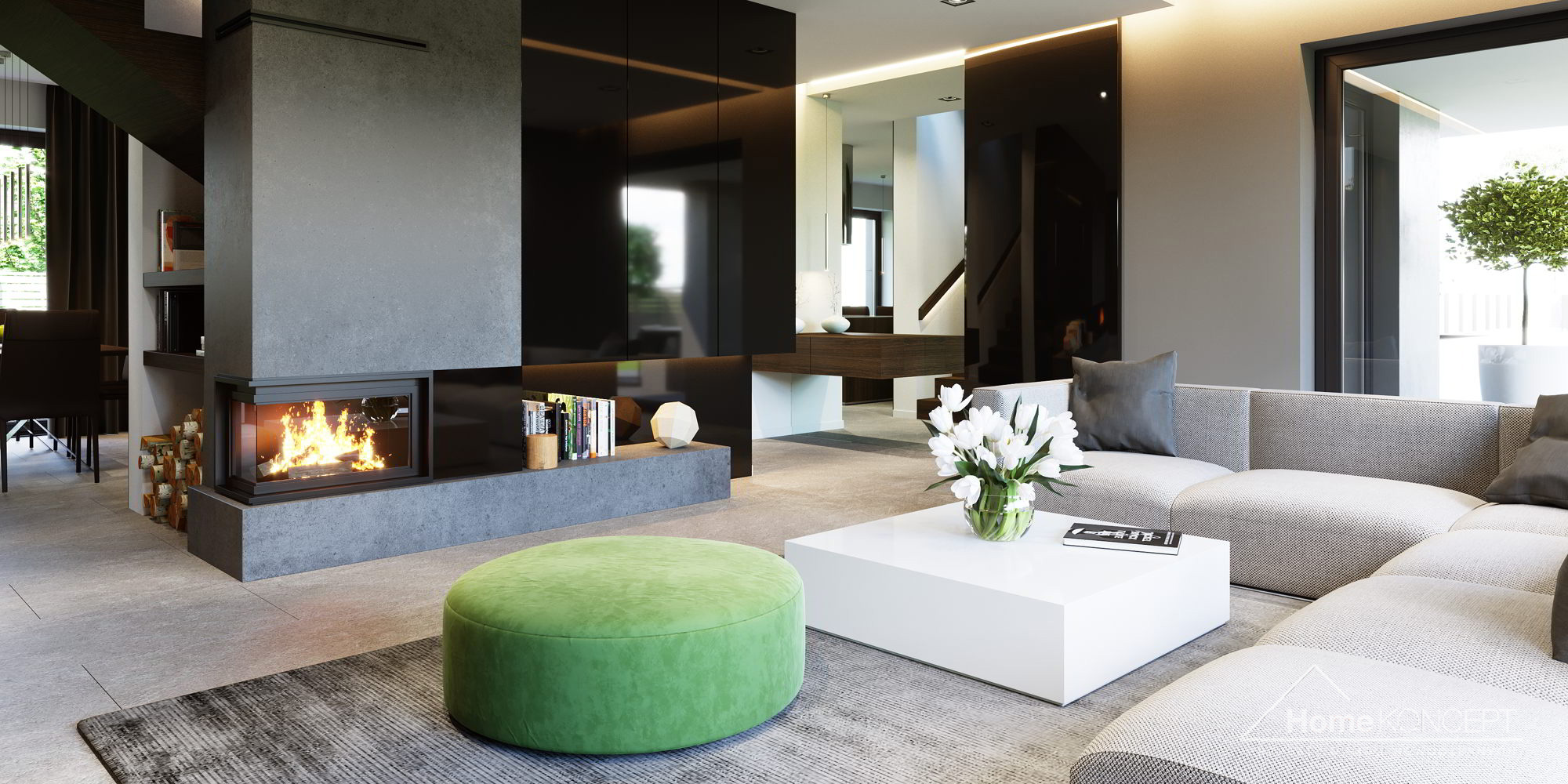 prestige house projekty nowoczesne wnetrza 2018 14