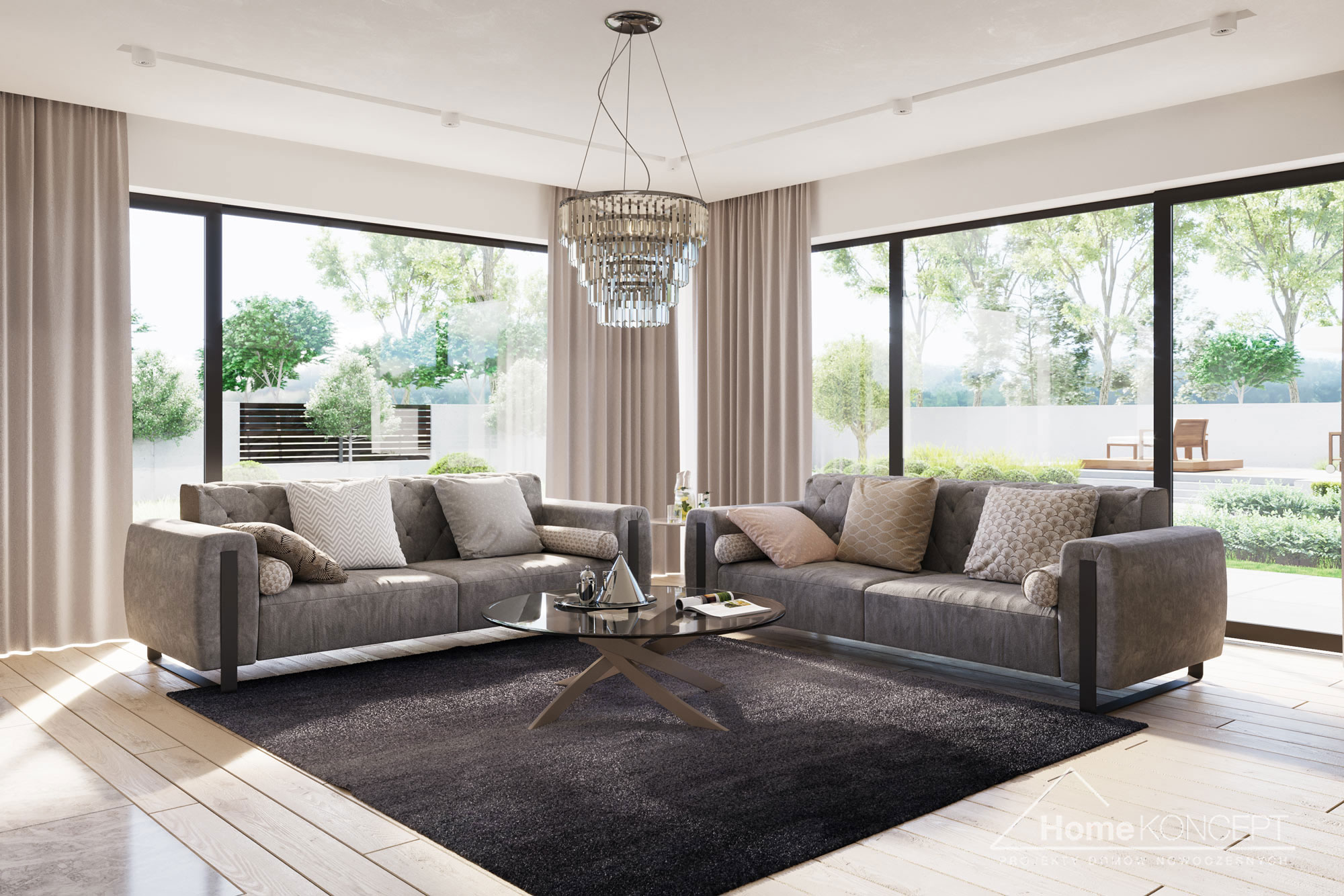 prestige house projekty nowoczesne wnetrza 2018 30