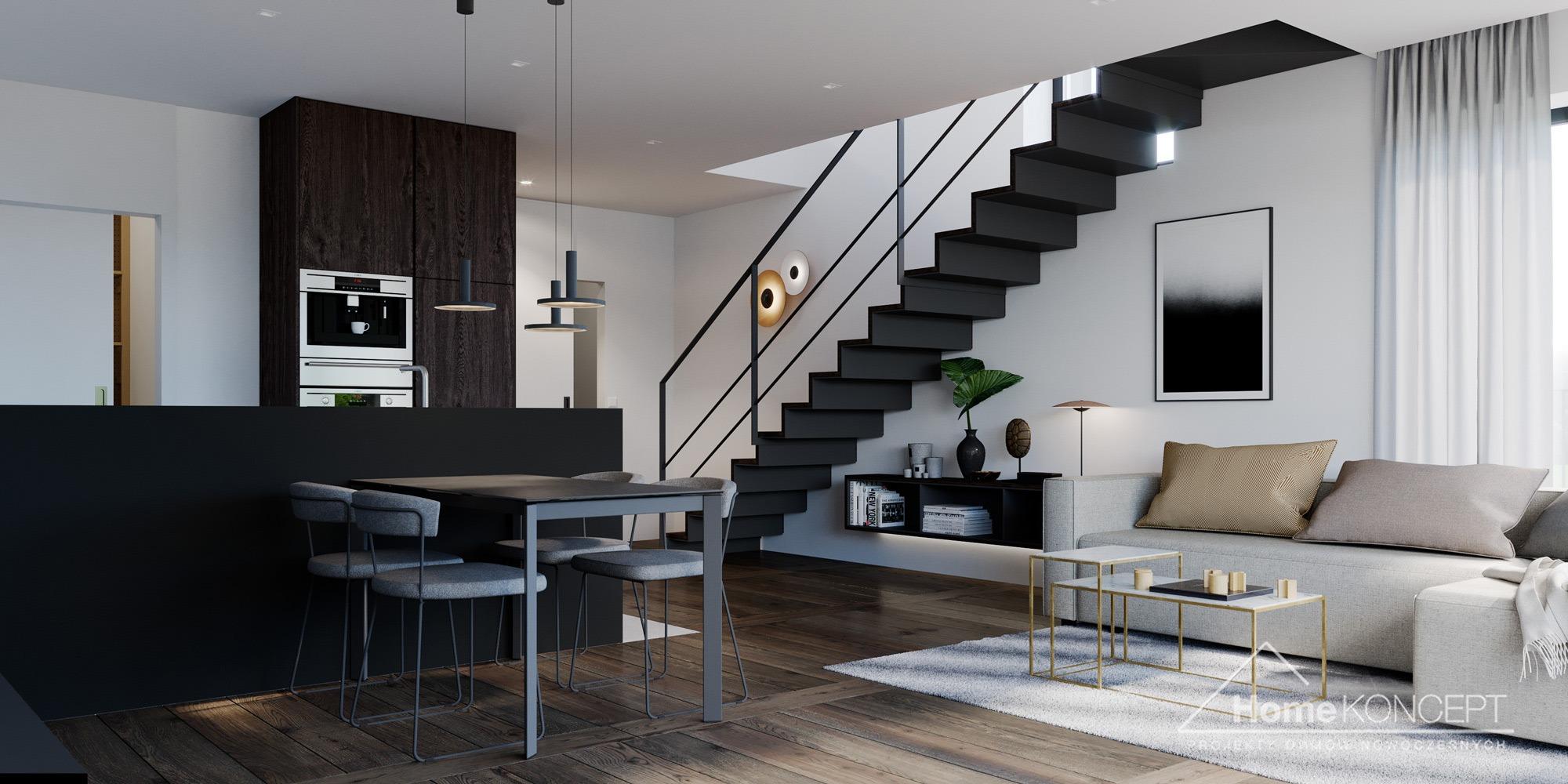 prestige house projekty nowoczesne wnetrza 2018 34