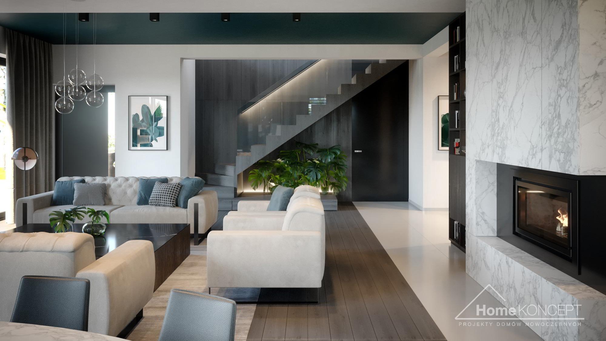 prestige house projekty nowoczesne wnetrza 2018 38