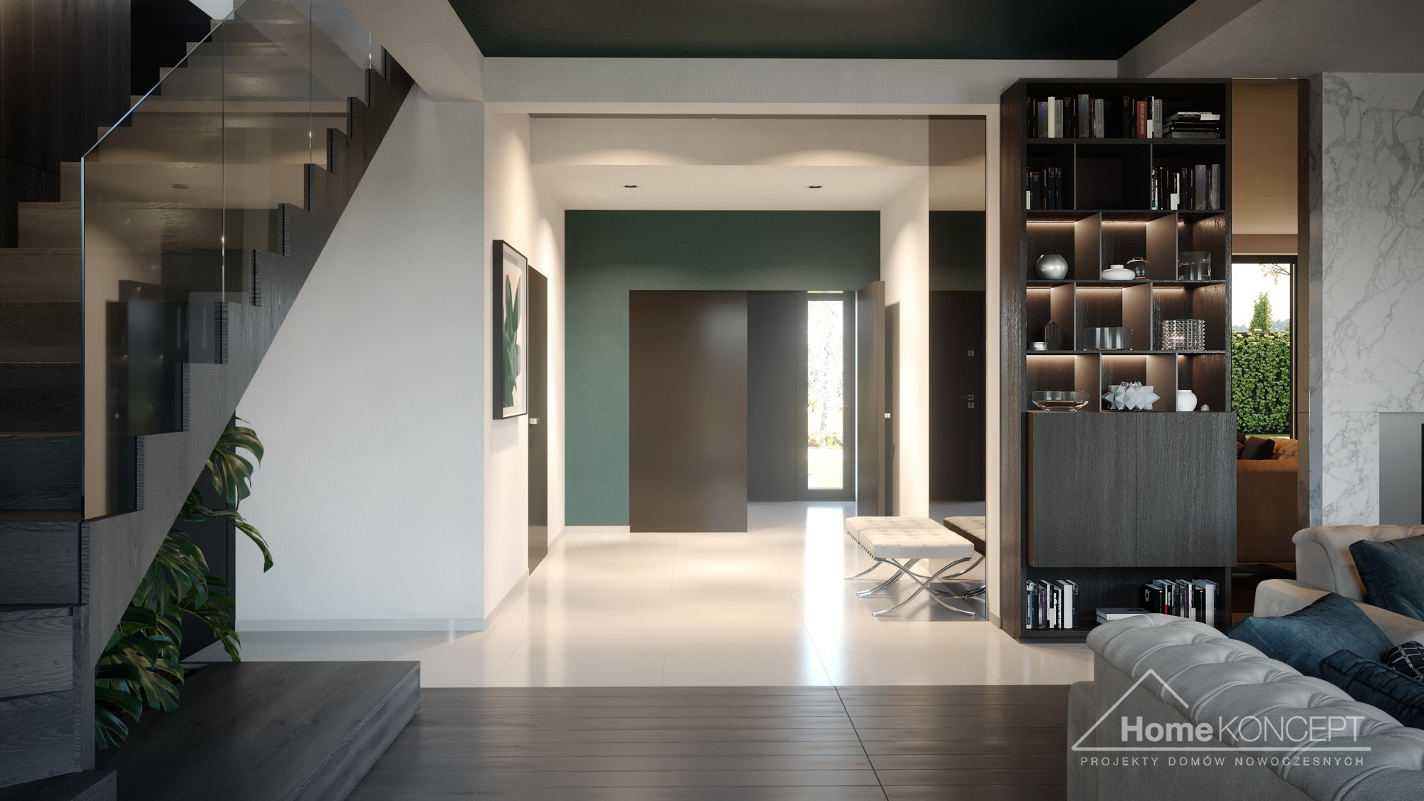 prestige house projekty nowoczesne wnetrza 2018 40