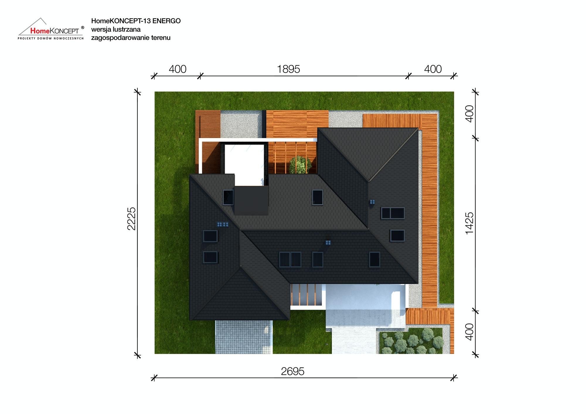 HomeKONCEPT 13 EN L ZT