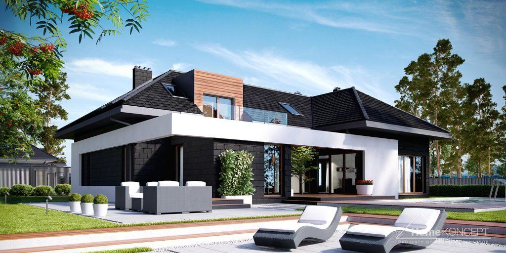 Dom nowoczesny - HomeKoncept 13