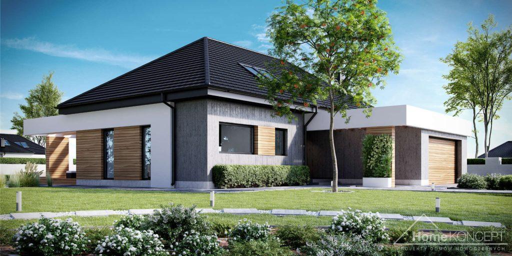 Dom energooszczędny projekt - HomeKoncept 29