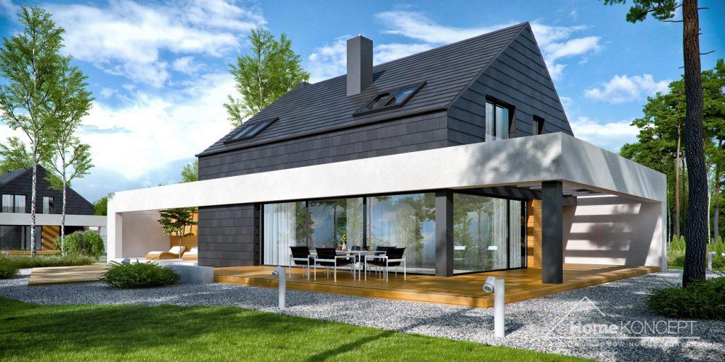 Dom stodoła - HomeKONCEPT 50