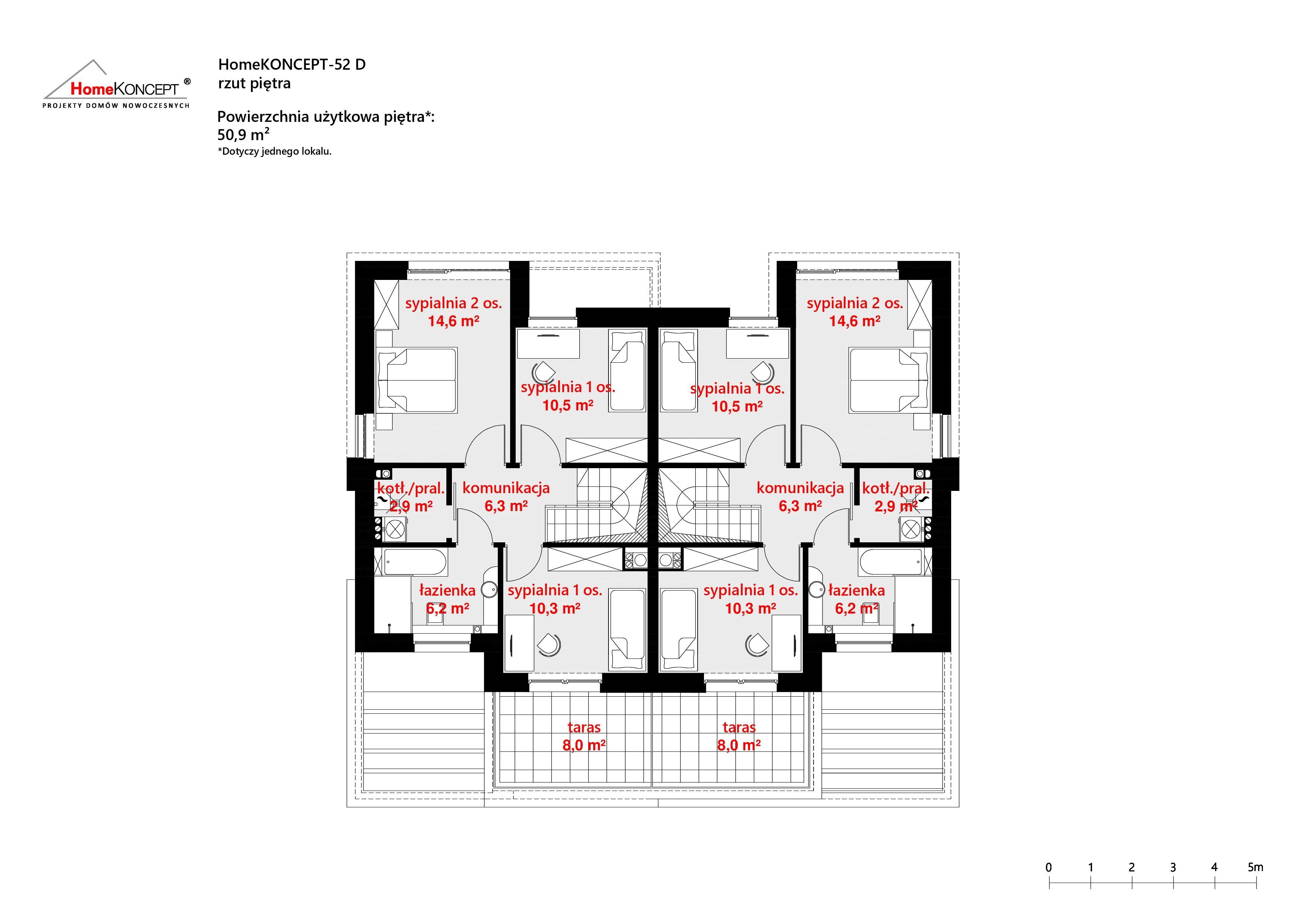 HomeKONCEPT 52 D piętro