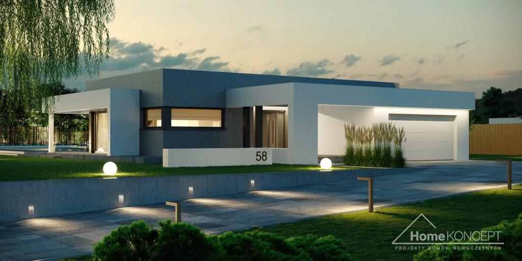 Rabat na projekt domu HomeKONCEPT 58