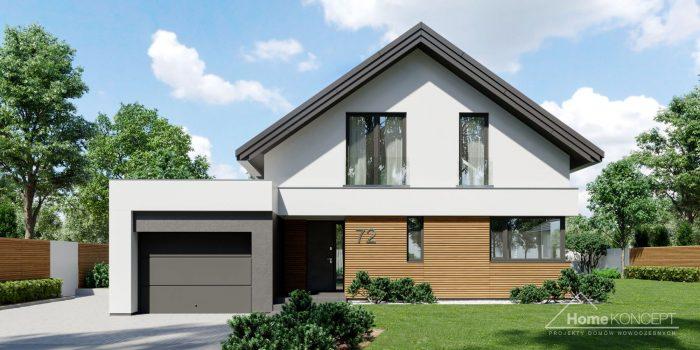 HomeKONCEPT 72 projekt domu