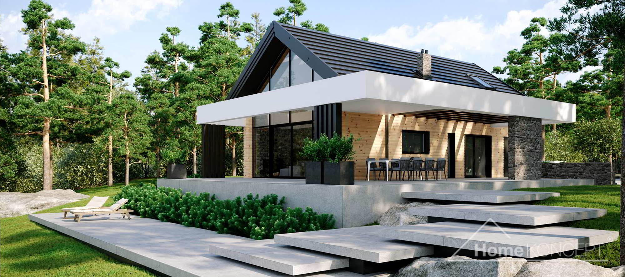 domy szkieletowe nowoczesne domy prefabrykowane nowy sącz małopolska